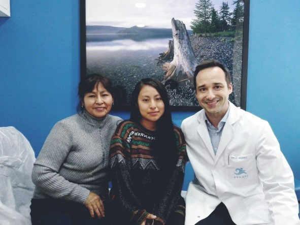 Testimonio Mónica Fascitis plantar y síndrome del Túnel del Tarso