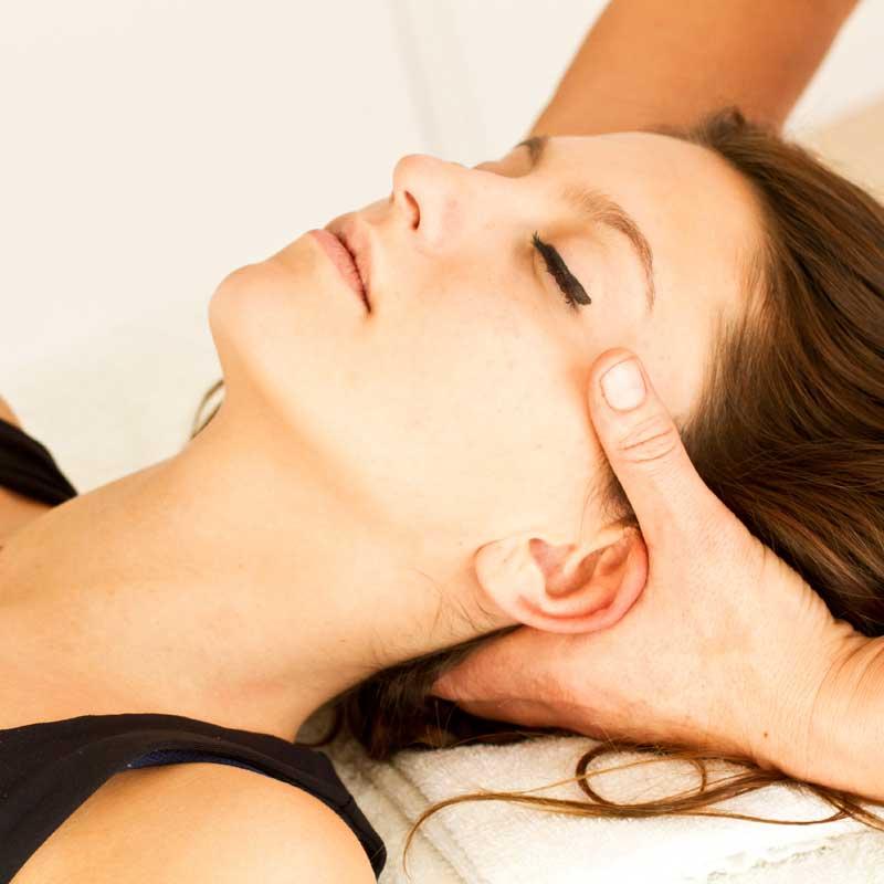 Liberación miofascial con fisioterapia