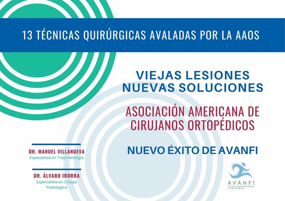 Pioneros en Cirugía Ecoguiada Ultramínimamente Invasiva